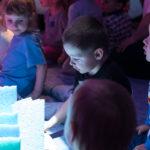 Sensoryczny Labirynt Muzyczny 3- atrakcje dla dzieci Warszawa - teatr dla dzieci Warszawa - rodzinnykompas.pl