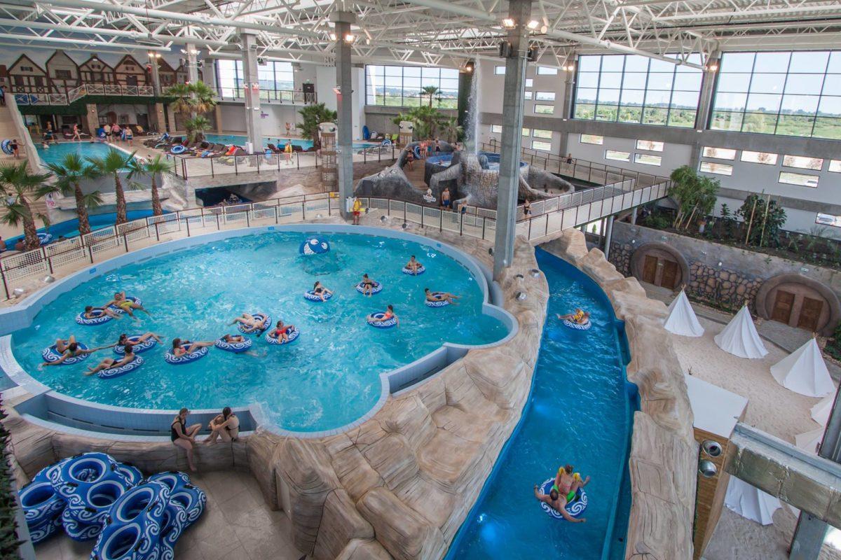 Aquapark reda atrakcje dla dzieci rodzinny kompas for Pool design company radom polen