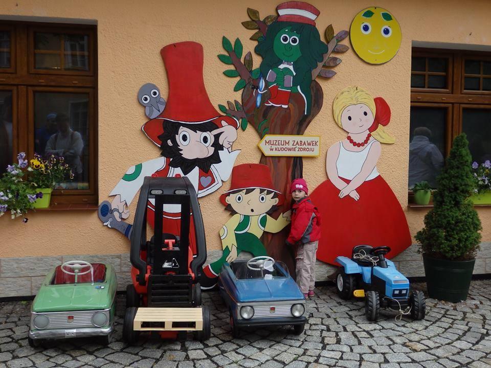 Muzeum Zabawek - ziemia kłodzka z dzieckiem - kotlina kłodzka z dzieckiem - Rodzinny Kompas