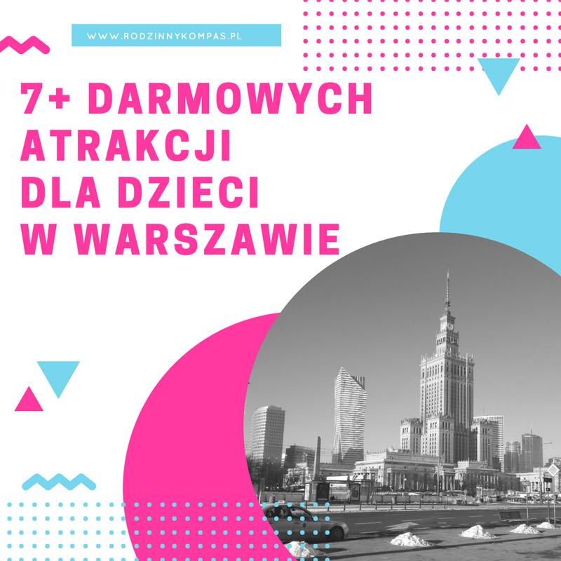 Grudniowy weekend z dzieckiem w Warszawie - Rodzinny Kompas 7