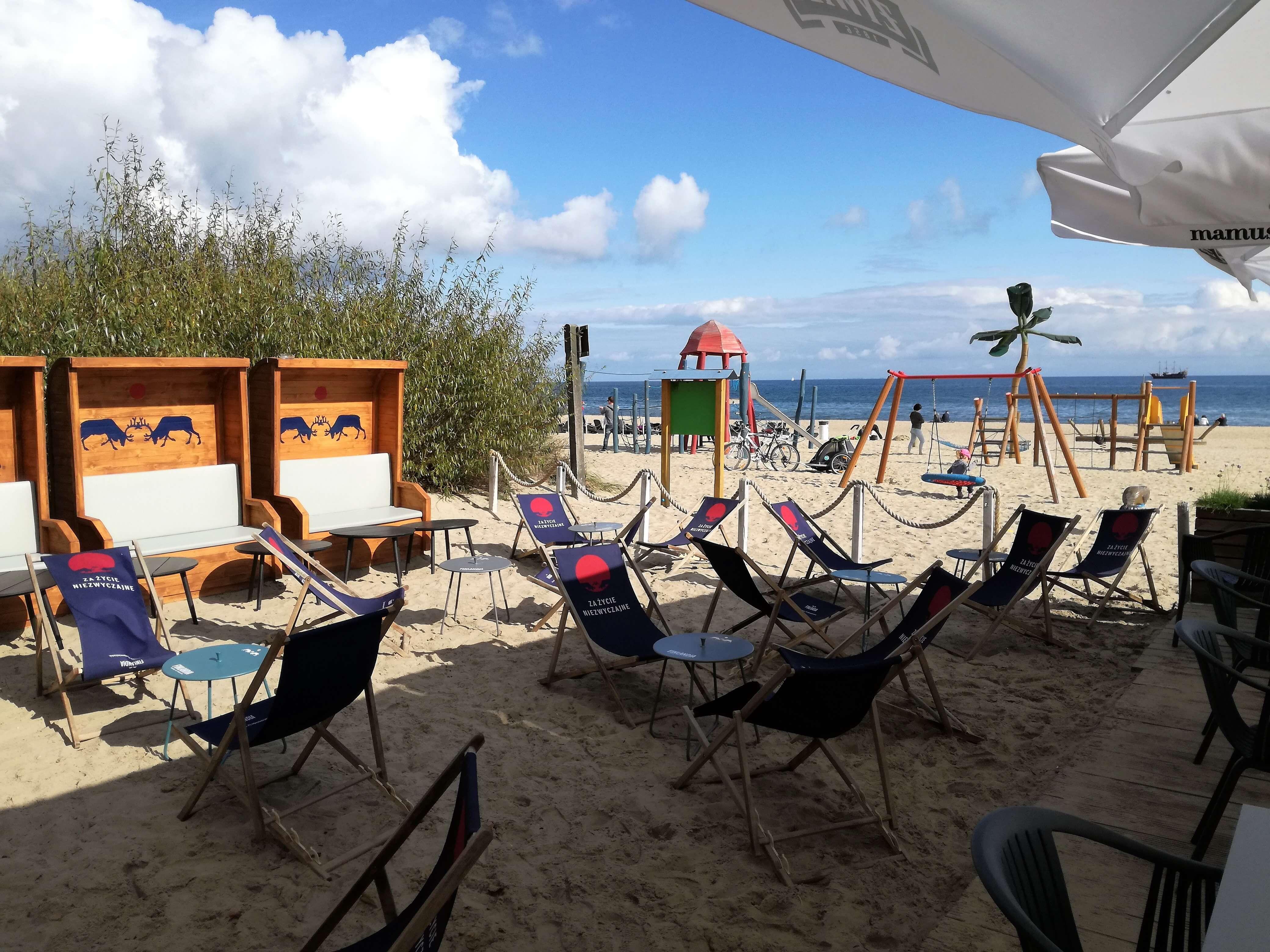 Plac zabaw na plaży Sopot 10_atrakcje dla dzieci Sopot - rodzinnykompas.pl