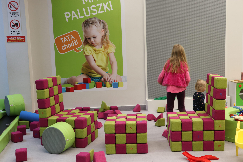 Klockownia 6 - atrakcje dla dzieci Warszawa - sala zabaw - rodzinnykompas.pl