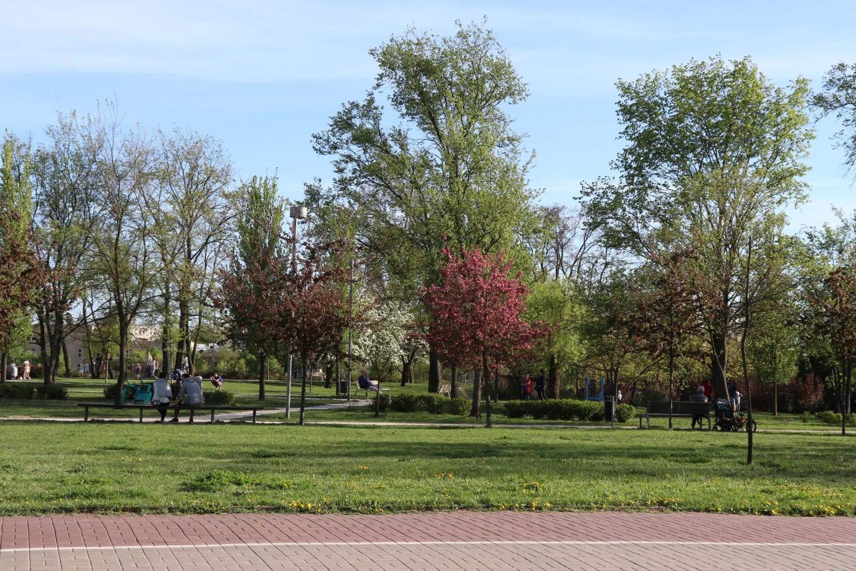 Park Nad Balatonem 1 - park Warszawa - plac zabaw Warszawa - rodzinnykompas.pl