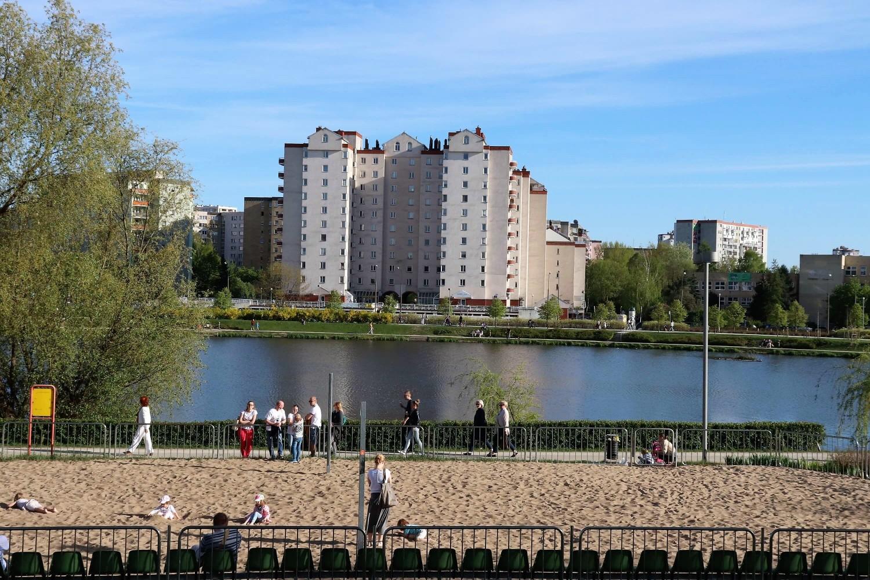 Park Nad Balatonem 3 - park Warszawa - plac zabaw Warszawa - rodzinnykompas.pl