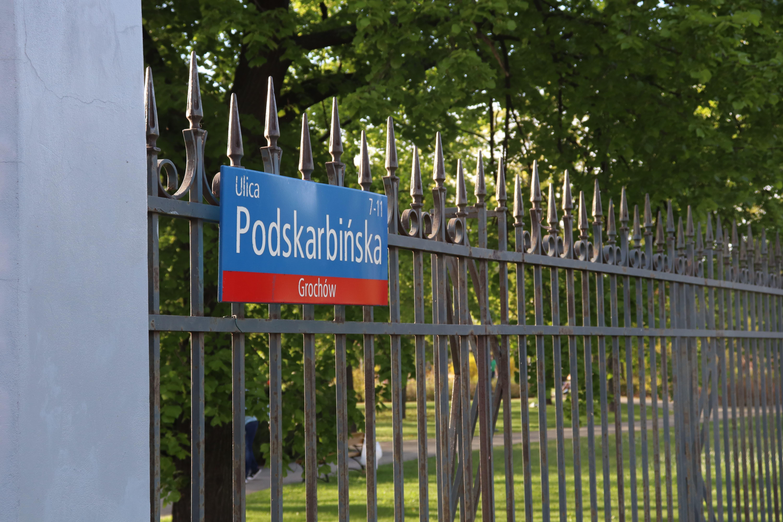 Park OPAK 2 - plac zabaw Warszawa - rodzinnykompas.pl