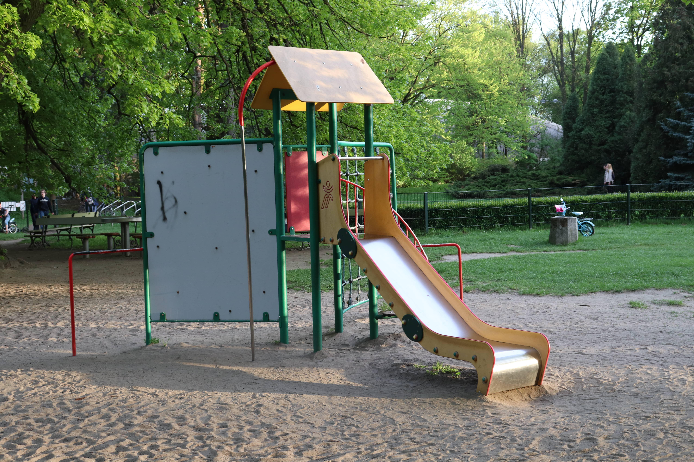 Park Skaryszewski 9 - miejsce na grilla w warszawie - plac zabaw Warszawa - atrakcje dla dzieci - rodzinnykompas.pl