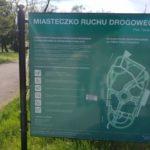 Miasteczko Ruchu Drogowego Poznań 1 - atrakcje dla dzieci Poznań - Rodzinny Kompas