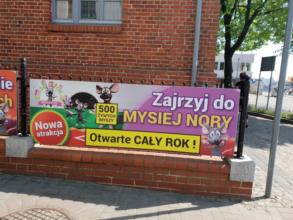 Miasto Myszy - atrakcje dla dzieci Kołobrzeg - Rodzinny Kompas 1