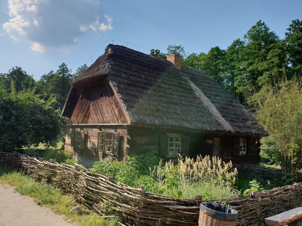Skansen Sierpc 4 - atrakcje dla dzieci - pomysł na wycieczkę - Rodzinny Kompas