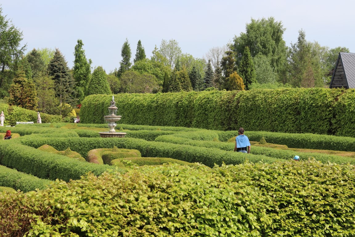 Ogrody Hortulus - atrakcje dla dzieci - Rodzinny Kompas g