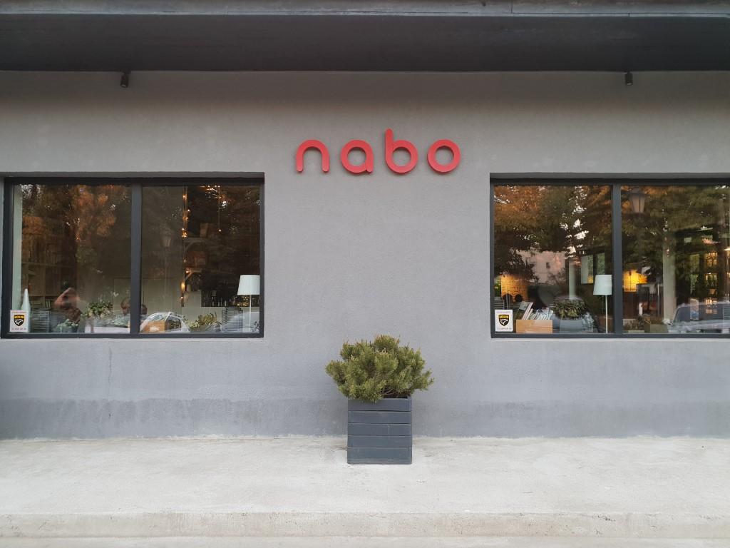 Nabo Cafe - restauracja przyjazna dzieciom Warszawa - Rodzinny Kompas 1