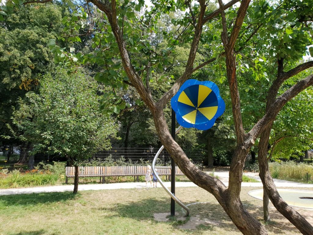Park trampolin AWF - plac zabaw - atrakcje dla dzieci Warszawa - Rodzinny Kompas 9