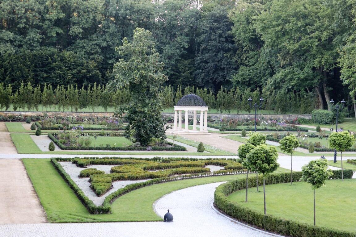 Pałac Mała Wieś - atrakcje dla dzieci okolice Warszawy - atrakcje dla dzieci Mazowieckie - Rodzinny Kompas 20