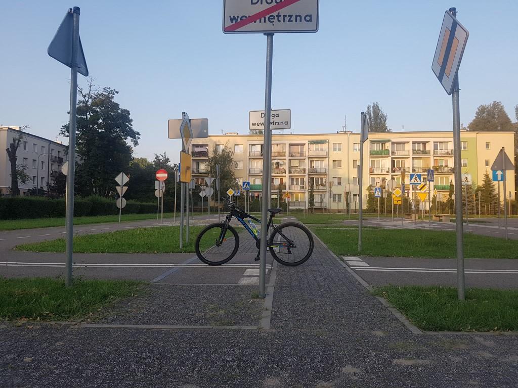 Miasteczko Ruchu Drogowego Ursus - atrakcje dla dzieci Warszawa - Rodzinny Kompas 1