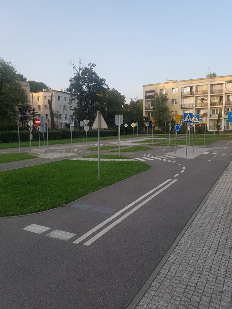 Miasteczko Ruchu Drogowego Ursus - atrakcje dla dzieci Warszawa - Rodzinny Kompas 8