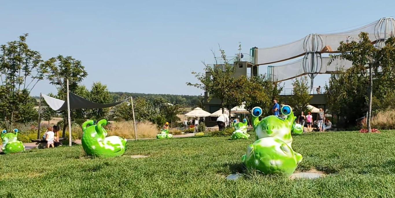 Magiczne Ogrody - atrakcje dla dzieci - park rozrywki - Rodzinny Kompas D
