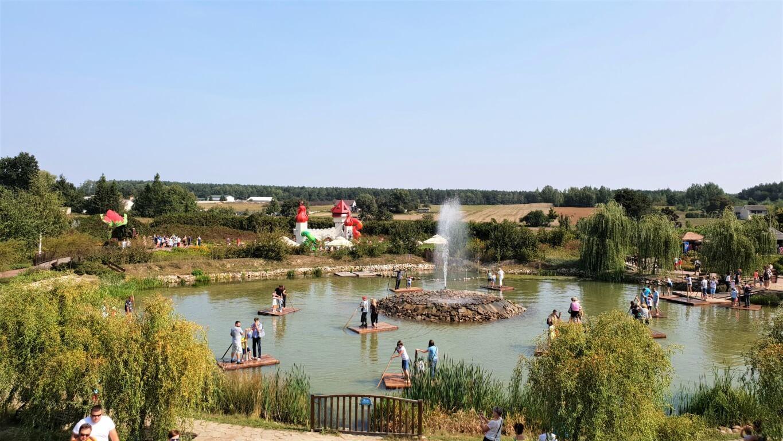 Magiczne Ogrody - atrakcje dla dzieci - park rozrywki - Rodzinny Kompas 5