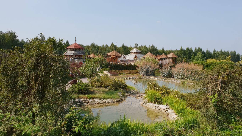 Magiczne Ogrody - atrakcje dla dzieci - park rozrywki - Rodzinny Kompas 8
