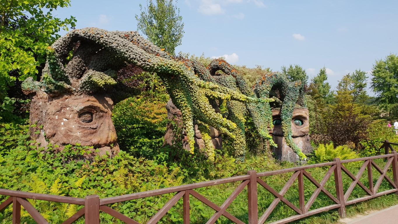 Magiczne Ogrody - atrakcje dla dzieci - park rozrywki - Rodzinny Kompas 7