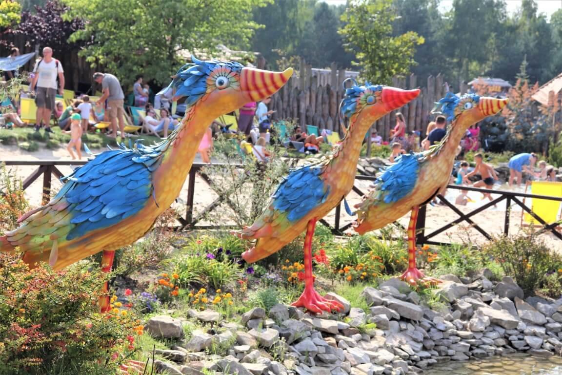 Magiczne Ogrody - atrakcje dla dzieci - park rozrywki - Rodzinny Kompas 13