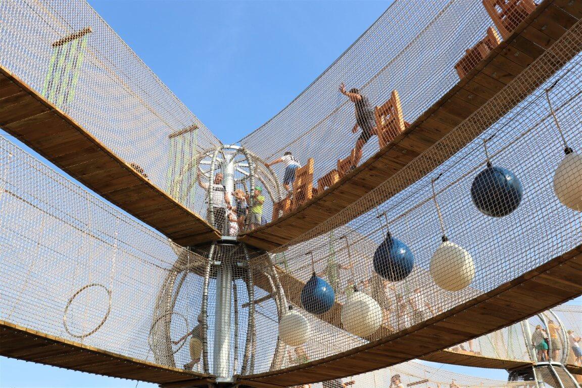 Magiczne Ogrody - atrakcje dla dzieci - park rozrywki - Rodzinny Kompas 12