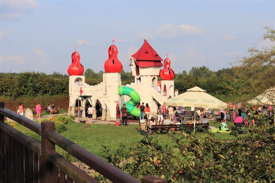 Magiczne Ogrody - atrakcje dla dzieci - park rozrywki - Rodzinny Kompas 4