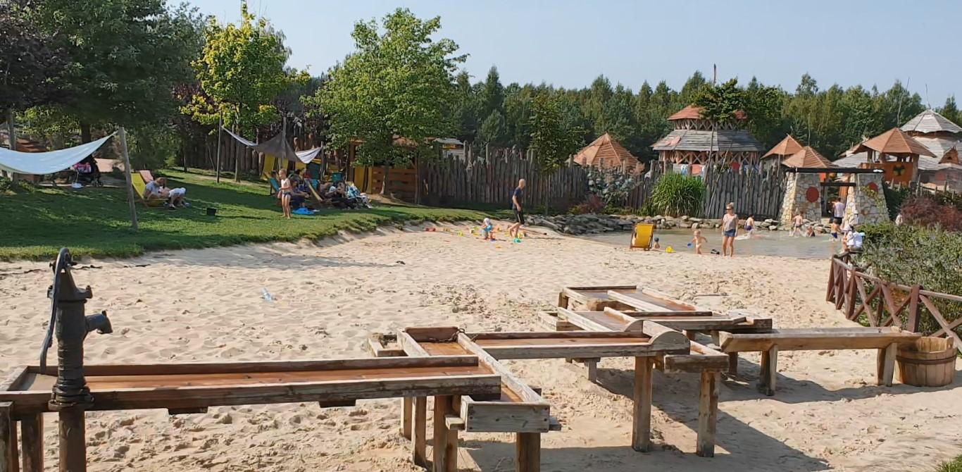 Magiczne Ogrody - atrakcje dla dzieci - park rozrywki - Rodzinny Kompas C