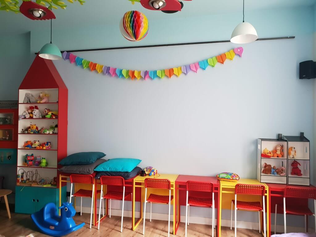 KOFIFI - kawiarnia przyjazna dzieciom - atrakcje dla dzieci Warszawa - Rodzinny Kompas 2