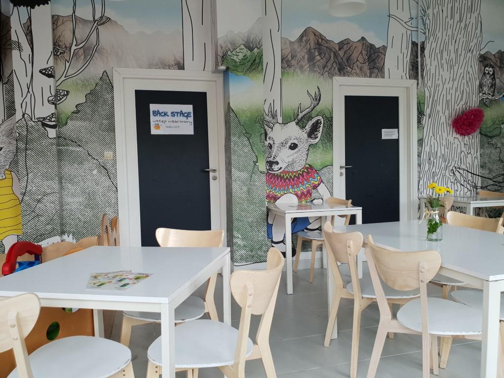 Pompon - kawiarnie przyjazne dzieciom - Rodzinny Kompas