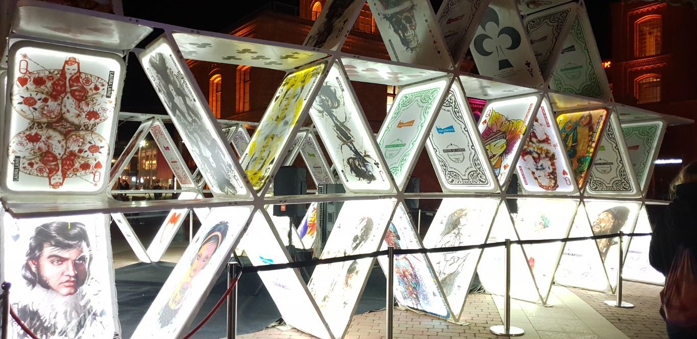 Festiwal Światła Łódź - Light Move Festival - atrakcje dla dzieci Łódź - Rodzinny Kompas 14