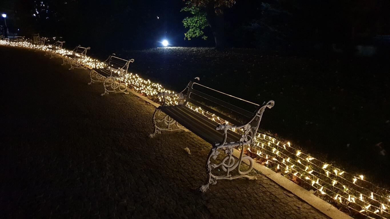 Królewski Ogród Światła - atrakcje dla dzieci Warszawa - Rodzinny Kompas 4