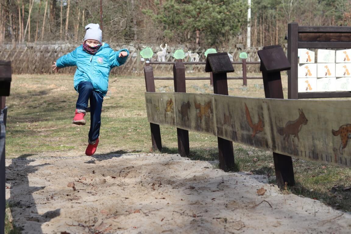 Leśne ZOO Cyganówka - atrakcje dla dzieci okolice Warszawy - Rodzinny Kompas 16