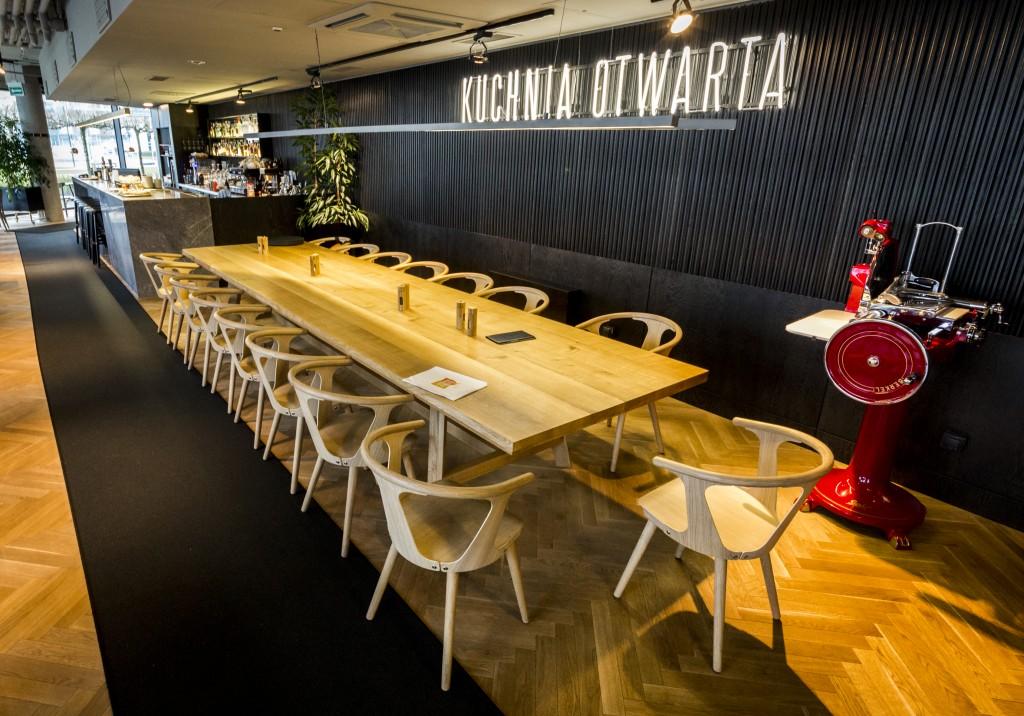 Kuchnia Otwarta Atrakcje Dla Dzieci Rodzinny Kompas