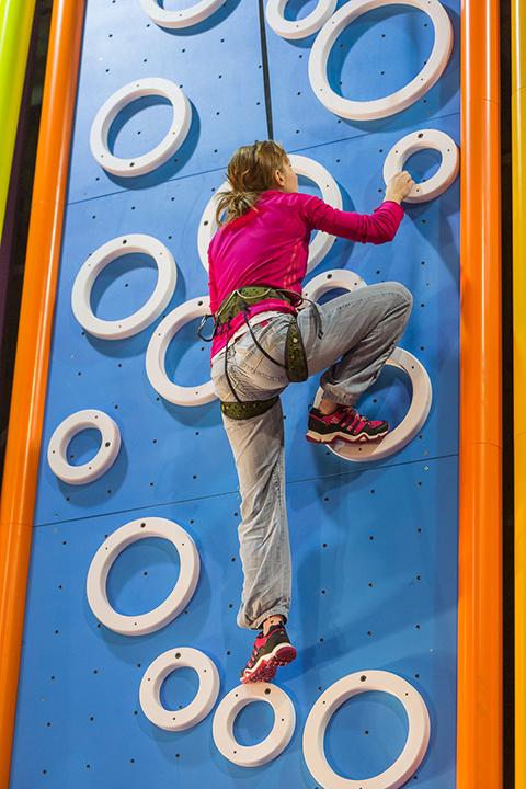 Fun Climb Warszawa Atrakcje Dla Dzieci Rodzinny Kompas