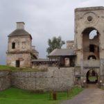 Zamek Krzyżtopór - atrakcje dla dzieci - Rodzinny Kompas 2