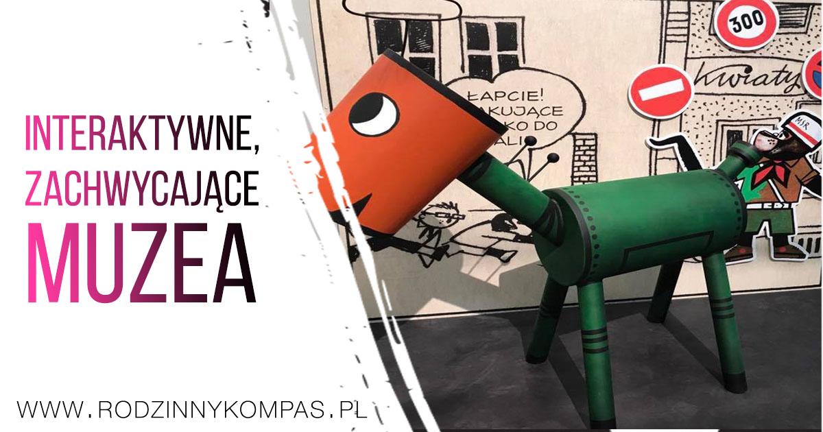 Muzeum dla dzieci_rodzinnykompas.pl