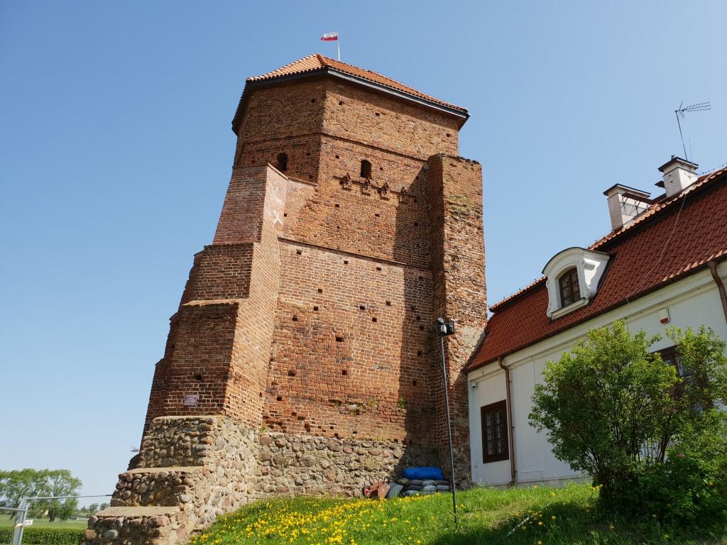 Zamek Liw - atrakcje dla dzieci - Rodzinny Kompas 3