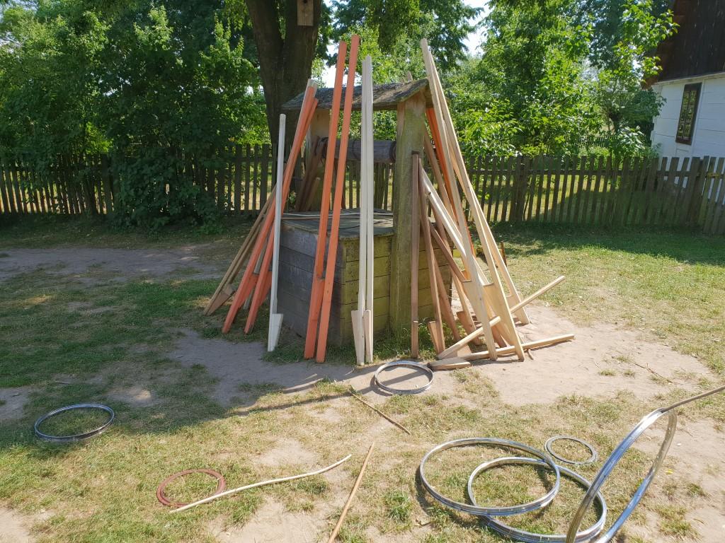 Skansen Sierpc 5 - atrakcje dla dzieci - pomysł na wycieczkę - Rodzinny Kompas
