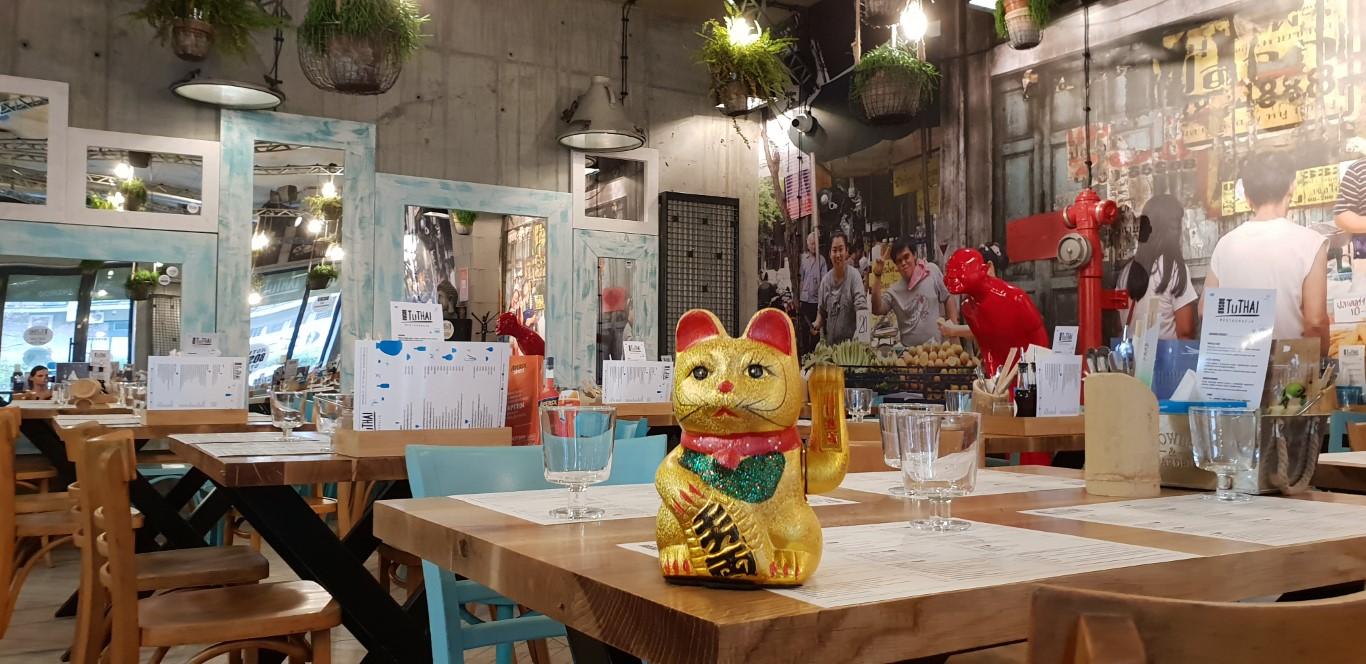 Bosko Tu Thai - restauracja przyjazna dzieciom - restauracja Warszawa - Rodzinny Kompas 17