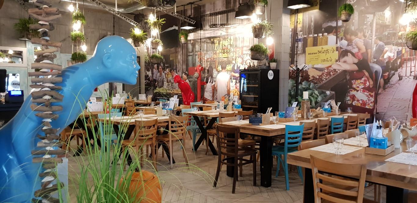 Bosko Tu Thai - restauracja przyjazna dzieciom - restauracja Warszawa - Rodzinny Kompas 1