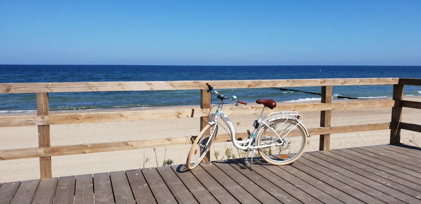 Trasa rowerowa Kołobrzeg - atrakcje dla dzieci Kołobrzeg - Rodzinny Kompas 1