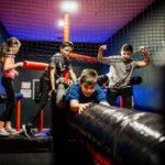 TEPfactor - park rozrywki Warszawa - atrakcje dla dzieci Warszawa - Rodzinny Kompas 3