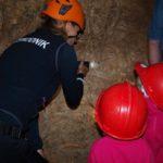 Jaskinie na Kadzielni - podziemna trasa turystyczna - Rodzinny Kompas 4