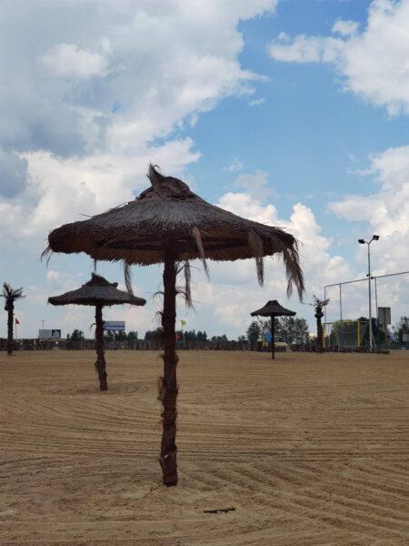 Jezioro Mamut - atrakcje dla dzieci Mazowsze - kąpielisko Mazowsze - Rodzinny Kompas 5
