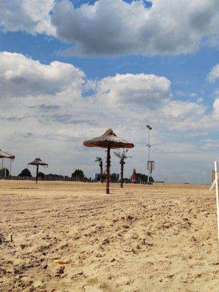 Jezioro Mamut - atrakcje dla dzieci Mazowsze - kąpielisko Mazowsze - Rodzinny Kompas 3